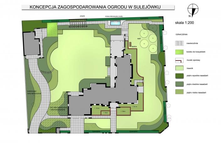 Projekty - Sulejówek - projekt 1