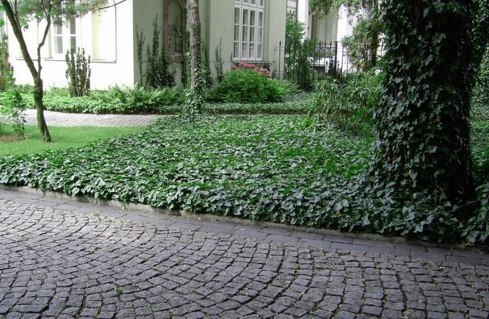 Realizacje - Ogród przy Pałacu Sobańskich - zdjęcie 4