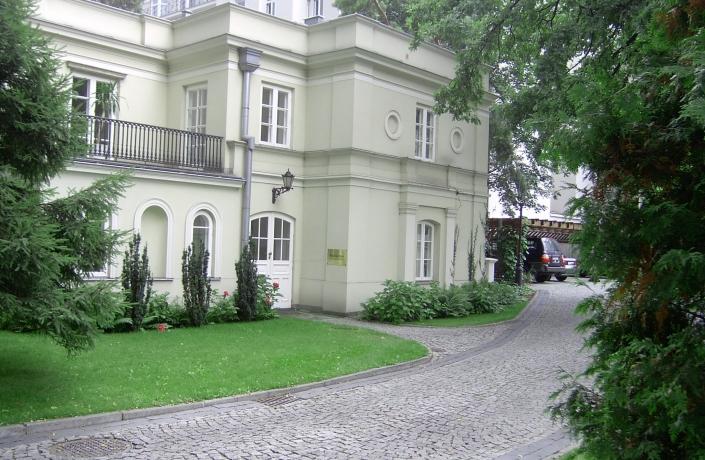 Realizacje - Ogród przy Pałacu Sobańskich - zdjęcie 5