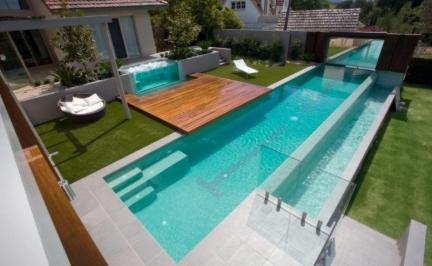 Inspiracje - małe baseny i zbiorniki wodne - zdjęcie 2
