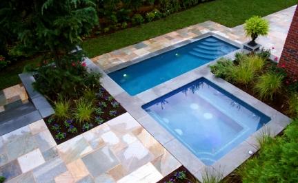 Inspiracje - małe baseny i zbiorniki wodne - zdjęcie 4