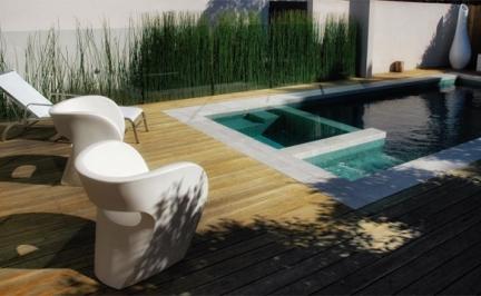 Inspiracje - małe baseny i zbiorniki wodne - zdjęcie 5