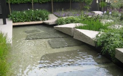 Inspiracje - małe baseny i zbiorniki wodne - zdjęcie 6