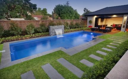 Inspiracje - małe baseny i zbiorniki wodne - zdjęcie 7