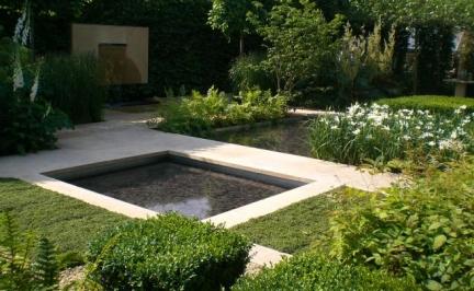 Inspiracje - małe baseny i zbiorniki wodne - zdjęcie 11
