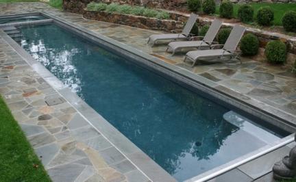 Inspiracje - małe baseny i zbiorniki wodne - zdjęcie 14