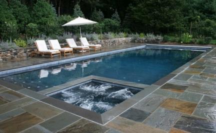 Inspiracje - małe baseny i zbiorniki wodne - zdjęcie 15