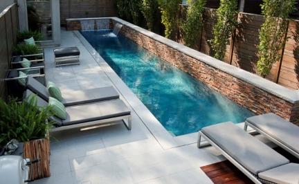 Inspiracje - małe baseny i zbiorniki wodne - zdjęcie 17