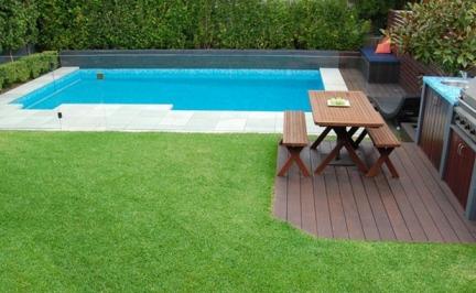 Inspiracje - małe baseny i zbiorniki wodne - zdjęcie 18