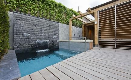 Inspiracje - małe baseny i zbiorniki wodne - zdjęcie 20