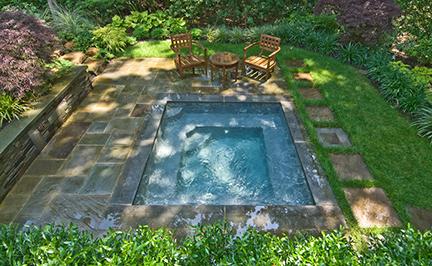 Małe baseny i zbiorniki wodne